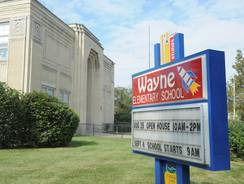 The boy, a fifth-grader at Wayne Elementary, told authorities he was snatched from the school's entrance.