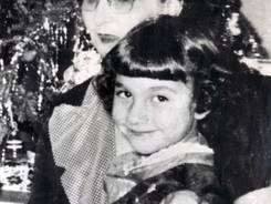 Maria Ridulph is seen with family members in Illinois.