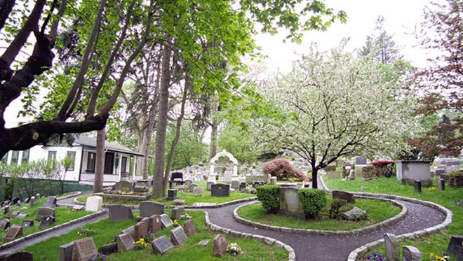 """The 116-year-old Hartsdale Pet Cemetery is being designated for its """"social history and landscape architecture."""""""