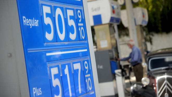 Calif Gas Prices Spike At 5 Per Gallon