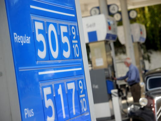 Gas Prices In California >> Calif Gas Prices Spike At 5 Per Gallon