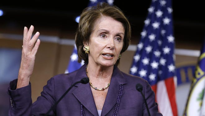 House Minority Leader Nancy Pelosi of California is among those who want the Social Security payroll tax cut to expire.