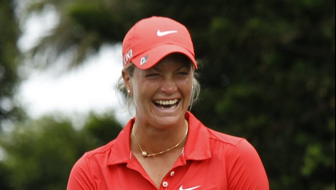 Suzann Pettersen of Norway captures her second consecutive LPGA title on Sunday in the  Taiwan Championship.