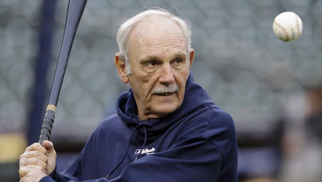 Jim Leyland, 67, will be back with the Tigers in 2013.