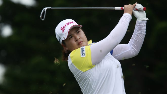South Korea's Inbee Park is within striking distance of the point-based LPGA player of the year award.