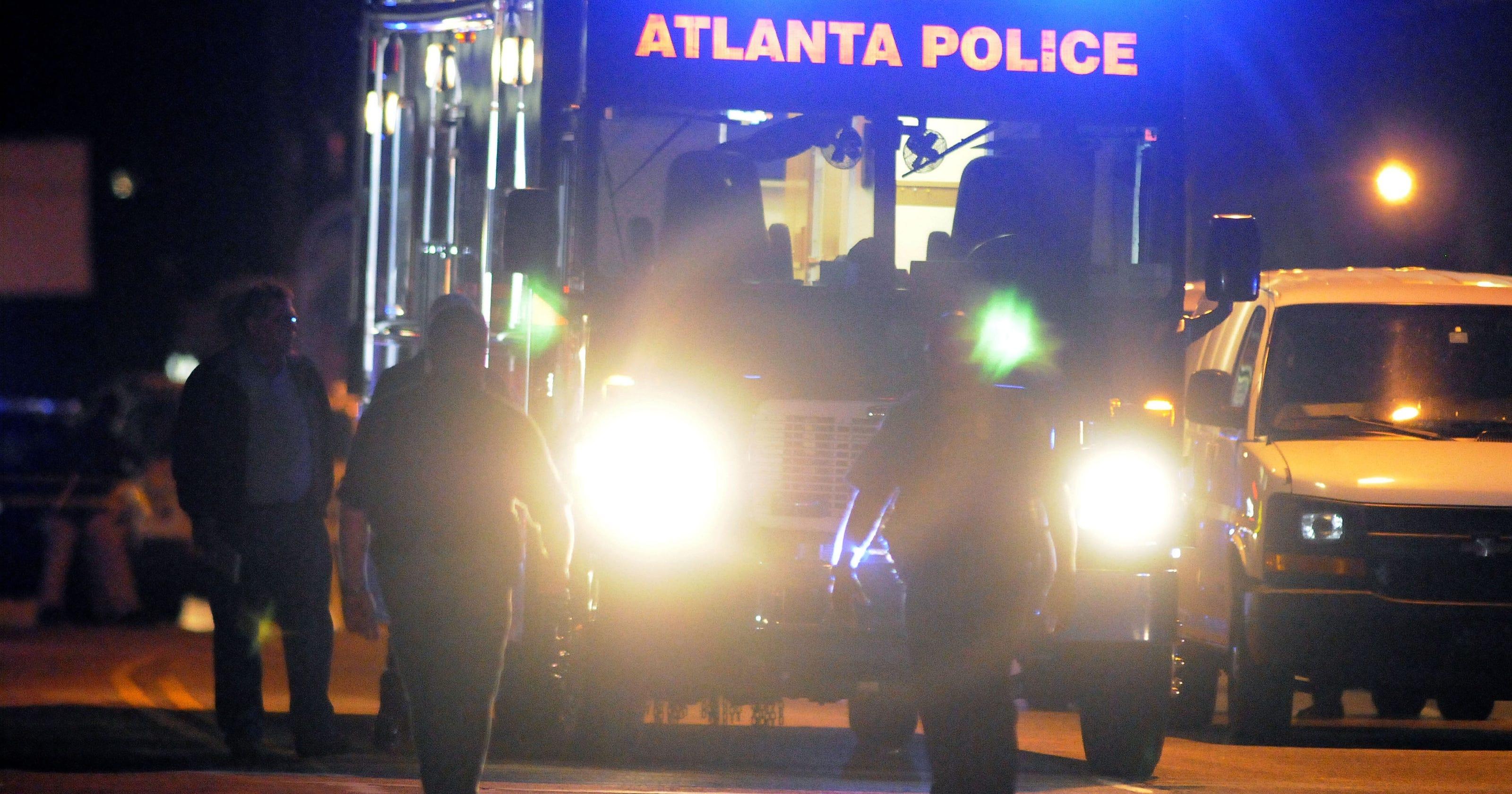 Atlanta police helicopter crash kills 2 officers