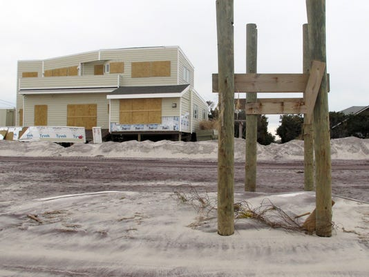 Nys Fire Island Assesses Future After Sandy