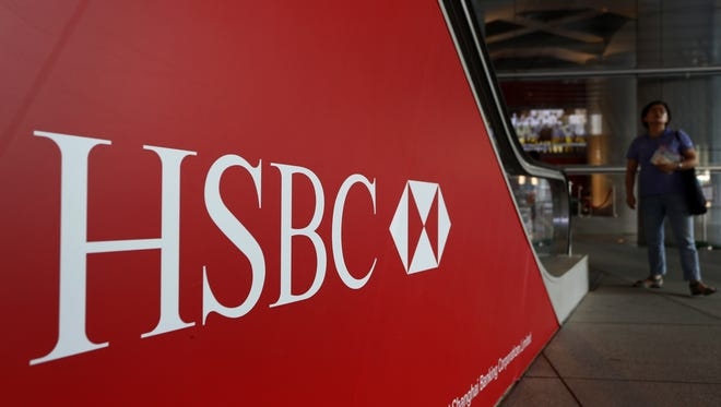 "Stuart Gulliver, Group Chief Executive of HSBC, released a statement Tuesday saying: ""We accept responsibility for our past mistakes."""