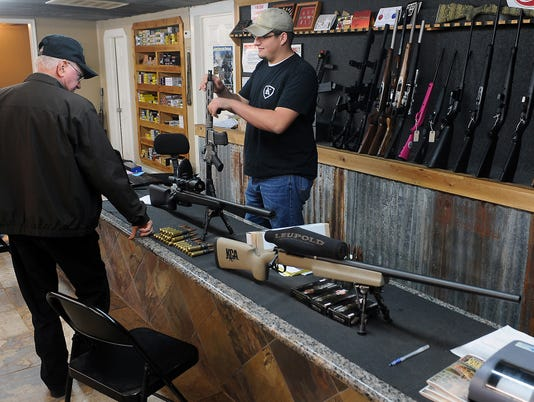 gun sales boom