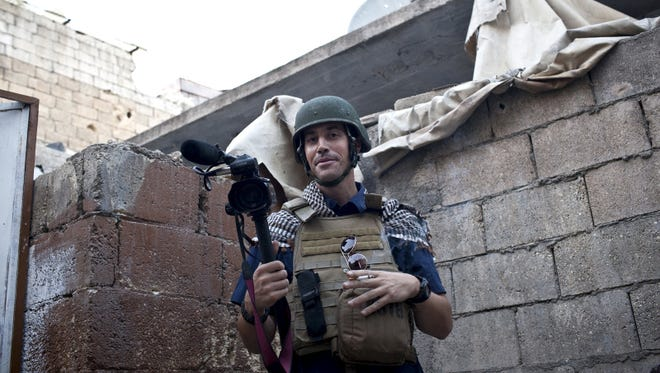 The family of James Foley says he went missing in Syria while covering the civil war there.
