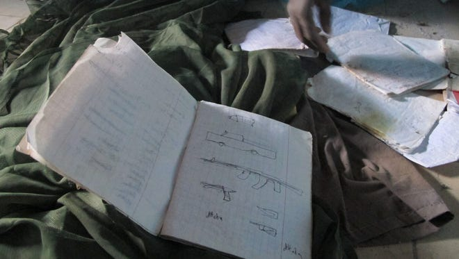 A confidential letter from terror leader Abdelmalek Droukdel was found in Mali, which spells out the a blueprint for conquering the nation, AP says.