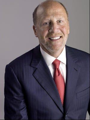 Coach's longtime CEO Lew Frankfort.