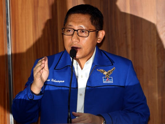 indonesia party chief