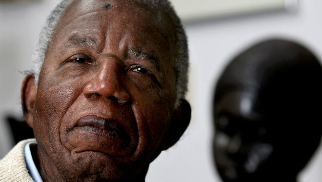 Chinua Achebe, Nigerian-born novelist and poet who wrote the classic 'Things Fall Apart,' has died. He was 82.