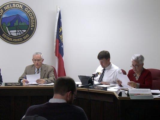 Georgia city council