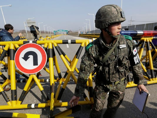 N. Korea urges foreigners in S. Korea to evacuate
