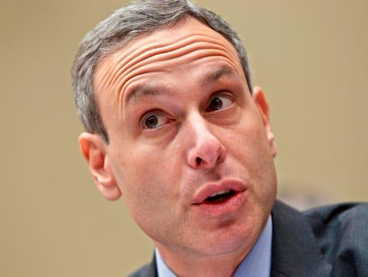 IRS Commissioner Douglas Shulman
