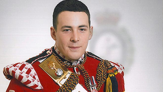 Lee Rigby, who was attacked and killed by two men in the Woolwich area of London on Wednesday.