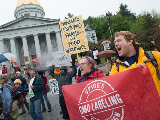 Monsanto protests