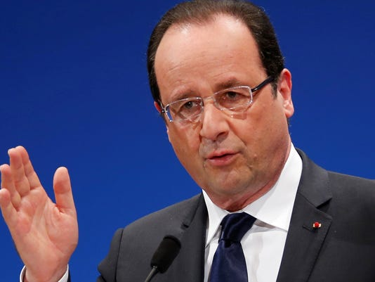 Francois Illas New Tradition: French President Angry Over Report On Love Life