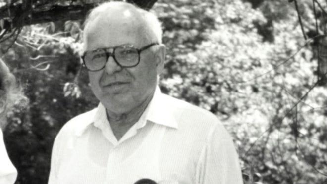 Michael Karkoc, photographed in Lauderdale, Minn., in 1990.