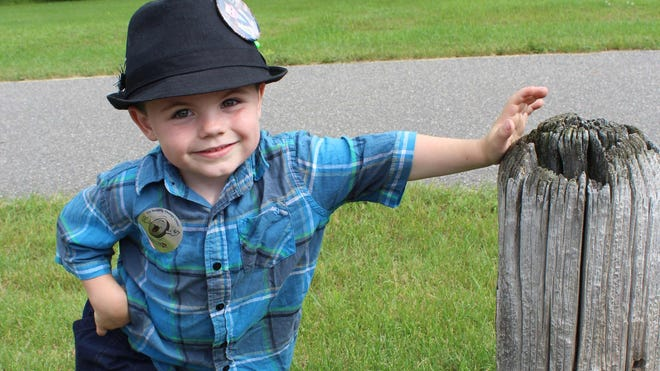 Bobby Tufts, the 4-year-old mayor of Dorset, Minn., is seeking re-election.