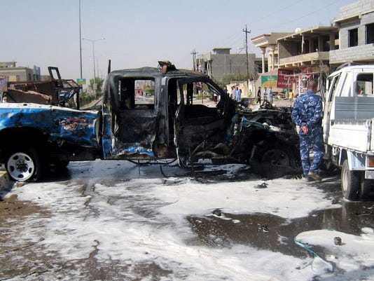 Attacks in Iraq kill 9