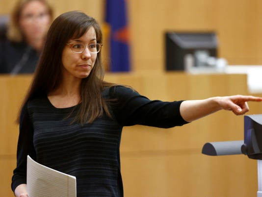 Why has Jodi Arias vanished from view?