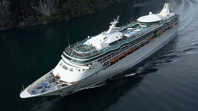 Royal Caribbean to expand short cruises from Florida: Royal Caribbean will have five ships sailing short Caribbean and Bahamas cruises out of Florida in 2014. The lines says the 1,998-passenger Vision of the Seas will join the 3,634-passenger Liberty of the Seas in offering short voyages from Fort Lauderdale. Here,Royal Caribbean's Vision of the Seas.