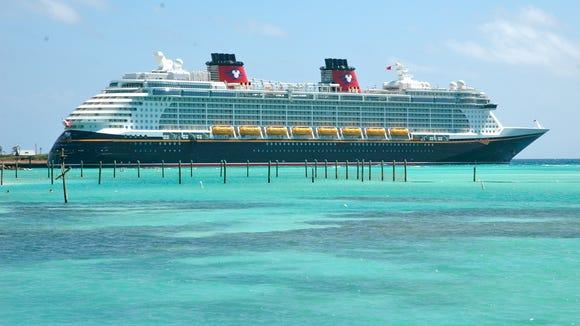Disney Fantasy Damaged By Hurricane Sandy