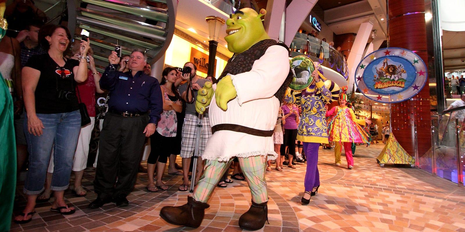 Royal Caribbean expands DreamWorks partnership to sixth ship