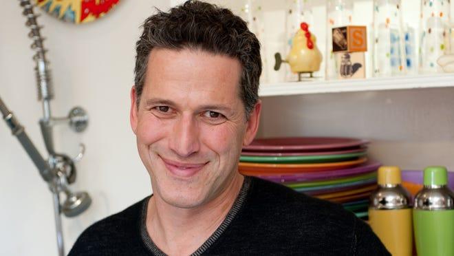 The Food Network's Bob Blumer.