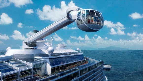royal caribbean quantum north star