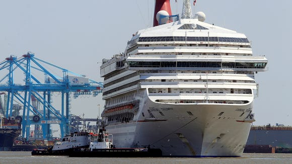 bad publicity takes toll on carnival earnings