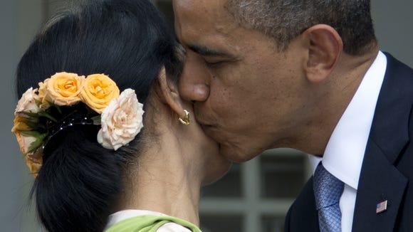 Obama Burma