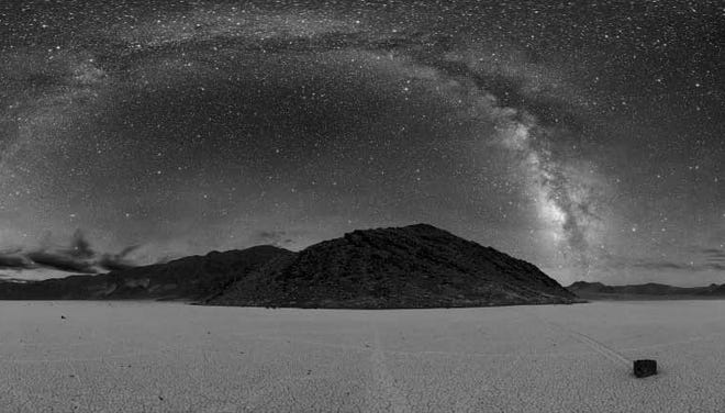 Death Valley named world's largest 'dark sky park': The 3.4-million-acre Mojave Desert preserve, which also ranks as the biggest national park in the Lower 48, earned the designation this week.