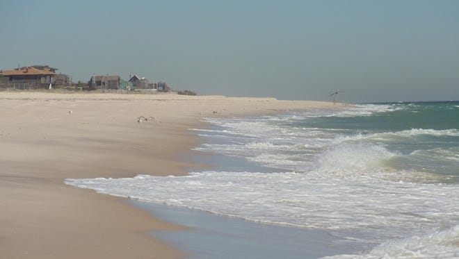 Officials at Fire Island National Seashore say they'll start to enforce a longstanding ban on nude sunbathing at Lighthouse Beach and other popular locations.