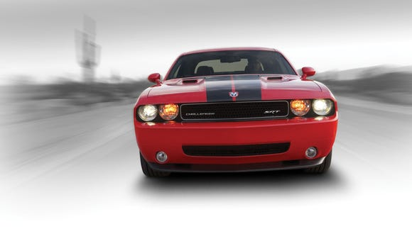 new attraction: drive a muscle car in the vegas desert