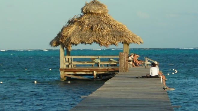 No shirt, no shoes, no problem: Belize's laid-back island of Ambergris Caye is the world's No. 1 island, according to a new ranking from TripAdvisor.
