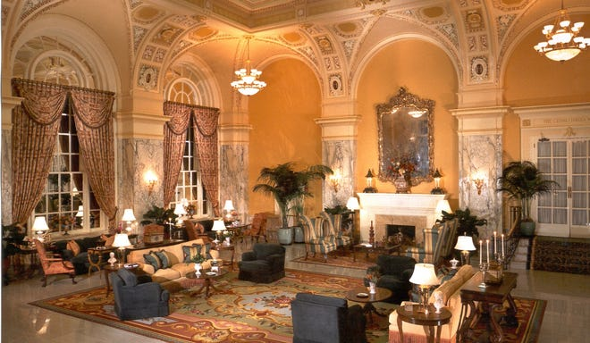 Nashville's Hermitage Hotel is one of 15 members of Southern Living magazine's new hotel collection.