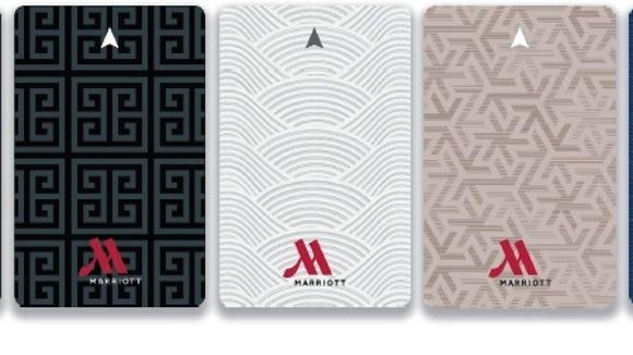 Marriott Key Cards
