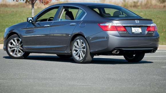 Accord 2017 Honda Gets Top Marks From Consumer Reports