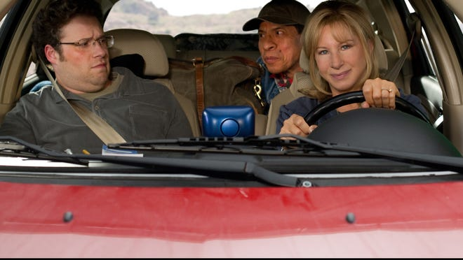 """Barbra Streisand stars with Seth Rogan in the motion picture """"The Guilt Trip."""""""