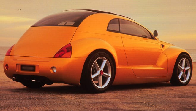 The Chrysler Pronto Cruizer was one of the kind of concepts that could have been found in the Walter P. Chrysler exhibit -- although we don't know if this one was actually ever show there -- but now there's no longer a chance.