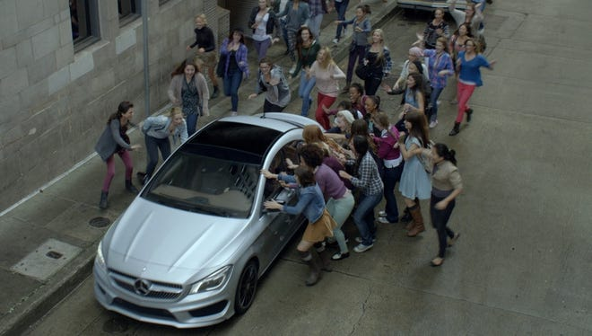 The long form of the Mercedes ad produced for their 2013 Super Bowl spot for the new Mercedes Benz CLA shows the price