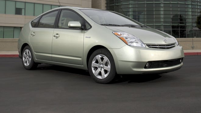 The 2004 to 2009 Toyota Prius is under scrutiny