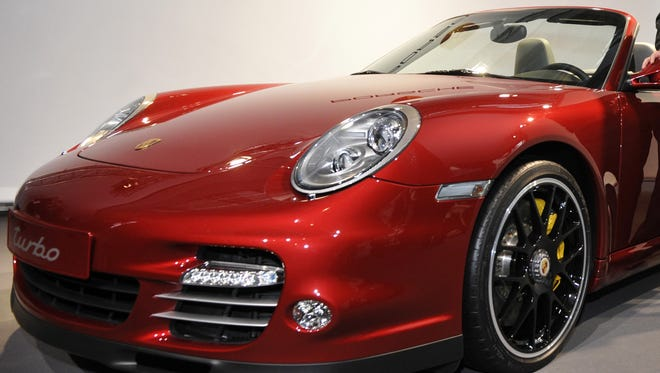 Porsche 911 Carrera is being recalled due to tailpipes that can fall off