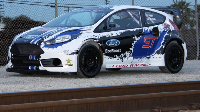 The 2014 Ford Fiesta ST is a performance car that the automaker says will be fast and affordable