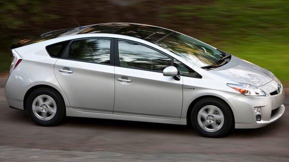 The 2010 Toyota Prius Is Being Recalled Photo David Dewhurst