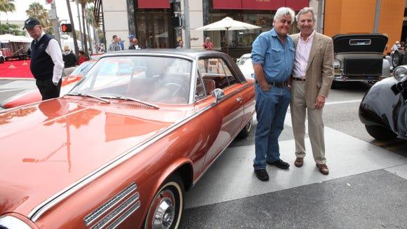 Jay Leno's '63 Chrysler Turbine can run on tequila